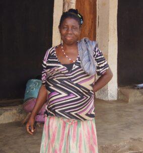 Village elders wife